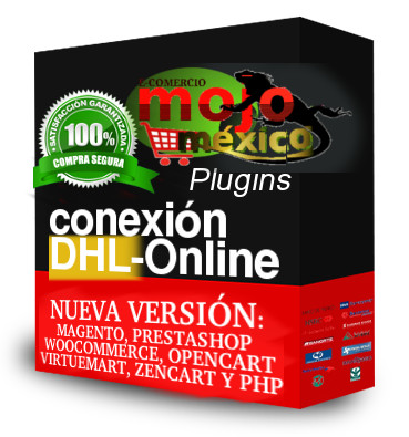 Conexion DHL Online webservice