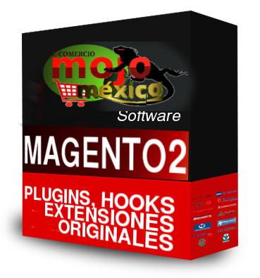 Conexion Magento2 Mojomexico