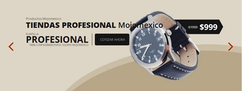 Tiendas Prestashop Mojomexico