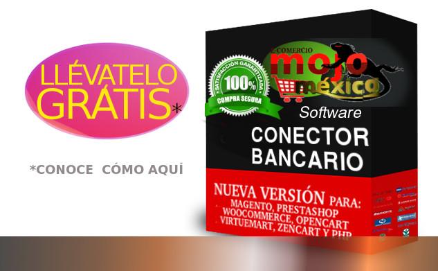 Conexion Bancaria Directa tiendas Web por Mojomexico