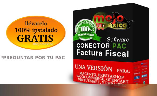Conexion Servicios de Facturacion Fiscal con proveedor PAC